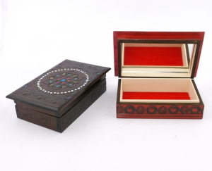K026 Kasetka z lusterkiem
